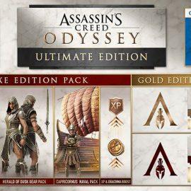 Assassin's Creed Odyssey – Il Season Pass include la Remastered di Assassin's Creed 3