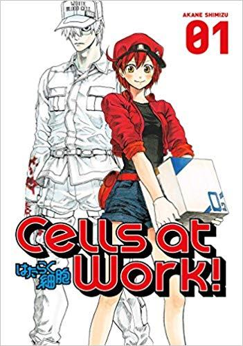 Cells at Work – Il lavoro e la società nipponica dentro il corpo umano!