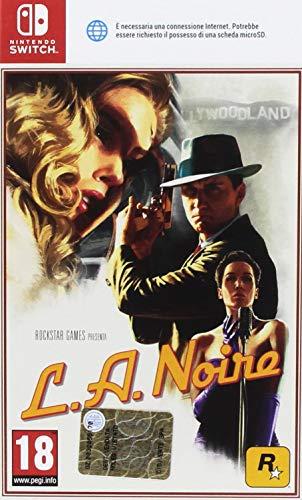L.A Noire – Recensione – Nintendo Switch, PS4, XBOX ONE