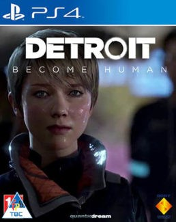 Detroit Become Human – Recensione – PS4