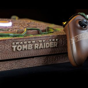 Xbox One X Special Edition - Una console per Shadow Of The Tomb Raider! News Offerte Videogames
