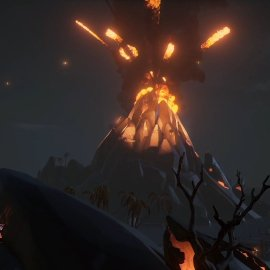 Sea of Thieves: Forsaken Shores è giocabile, in un video tutte le novità