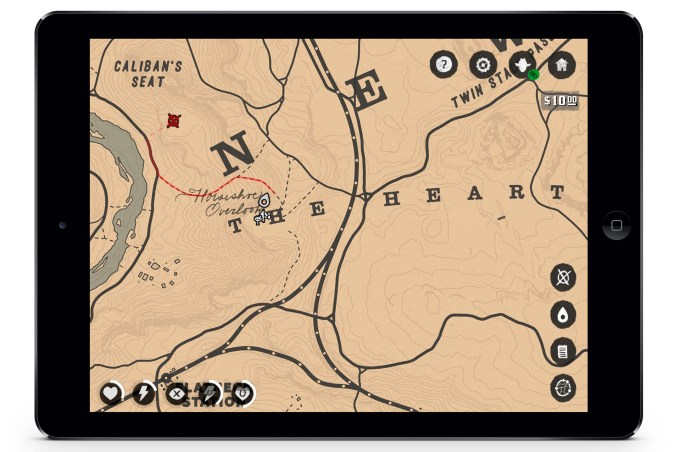 Red Dead Redemption 2 - La Companion App Ufficiale disponibile da domani, all'uscita del gioco News Videogames