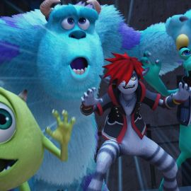 Kingdom Hearts III – Un Nuovo Artwork Celebra Halloween
