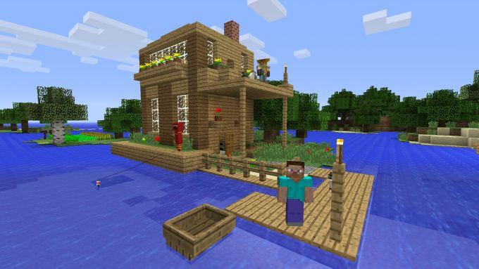 Questa splendida città di Minecraft è stata creata da un team di costruttori professionisti News Videogames