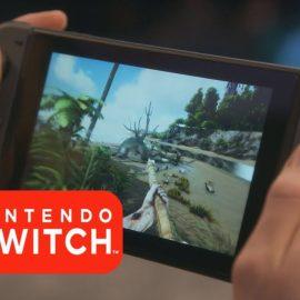 Ark: Survival Evolved – Confermato l'arrivo su Nintendo Switch il 30 novembre 2018