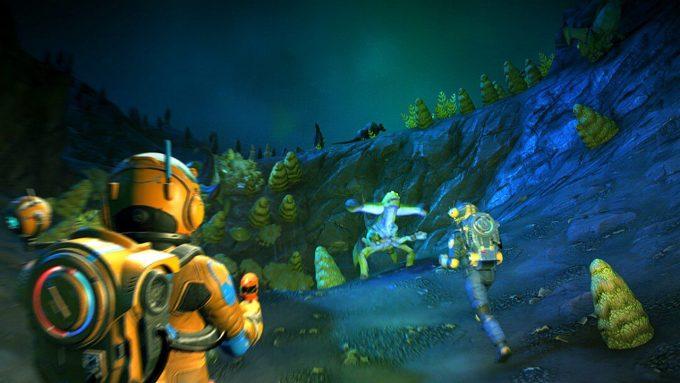 No Man's Sky - Nuovo trailer per The Abyss, la nuova espansione disponibile ora News Videogames