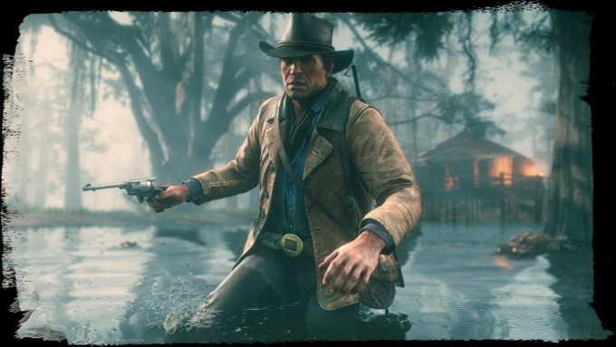 Red Dead Redemption 2 - Sticker e GIF Ufficiali del gioco disponibili su Giphy! News Videogames