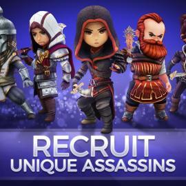 Assassin's Creed Rebellion – Dal 21 novembre su dispositivi iOS ed Android