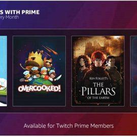Twitch Prime – Ecco i giochi gratuiti di novembre 2018