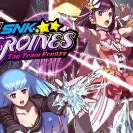 SNK Heroines DLC – Thief Arthur, MissX e Skullo!