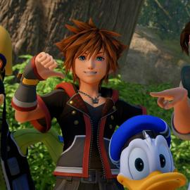 Kingdom Hearts III – Unisciti agli eroi Disney Pixar per la battaglia definitiva!