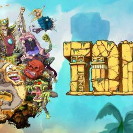 Toki – Il grande CULT sbarca su Nintendo Switch