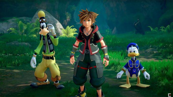 Kingdom Hearts III - Unisciti agli eroi Disney Pixar per la battaglia definitiva! News Videogames