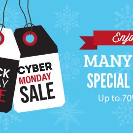 Black Friday e Cyber Monday – Pagomeno svela i prodotti più ricercati nella settimana dello shopping online!