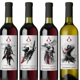 Linea di vini a tema Assassin's Creed