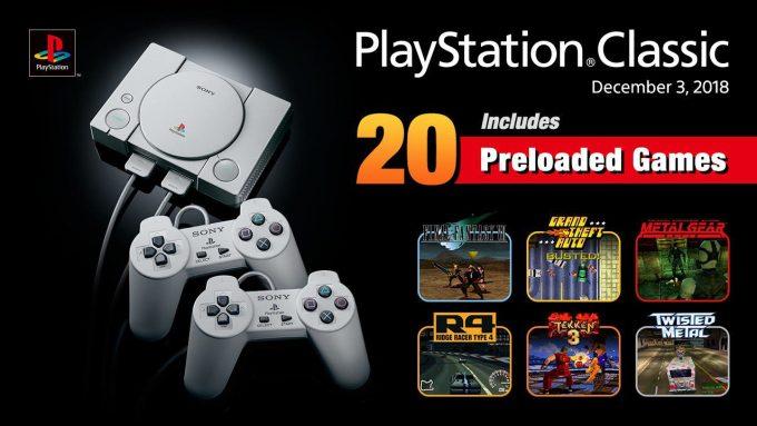 PlayStation Classic - In offerta su Amazon a prezzo scontato Hi-Tech Nerd&Geek Offerte Videogames