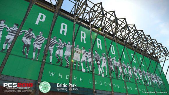 PES 2019 - Gli stadi del Celtic e dei Rangers faranno il loro esordio a febbraio! News Videogames