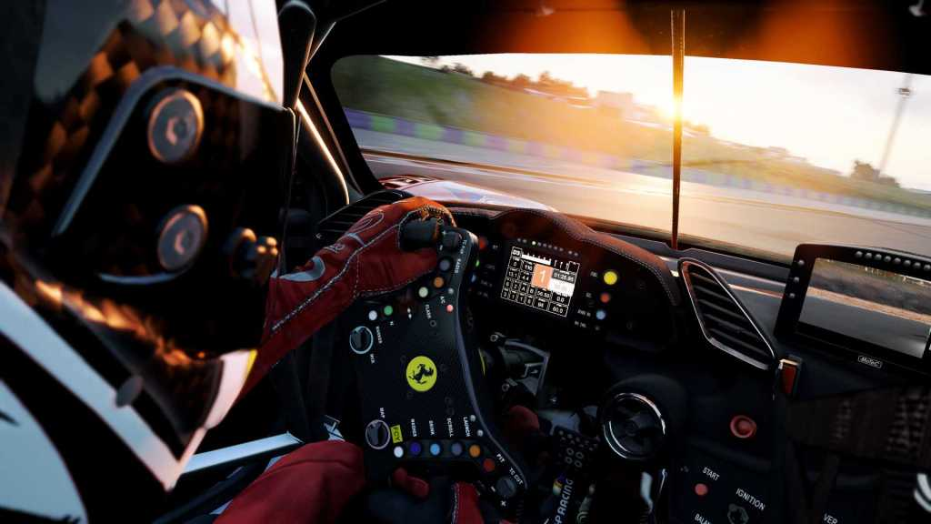 eRacing - Live commentary by Nerdream.it E-Racing Giochi Videogames