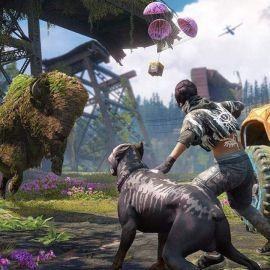 Far Cry New Dawn – Un video confronto con la mappa di Far Cry 5