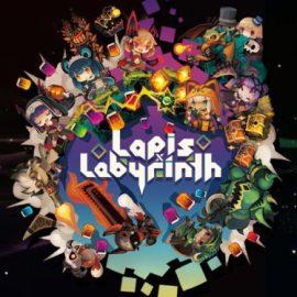 Lapis X Labyrinth – in arrivo per PS4 e Switch nel 2019!