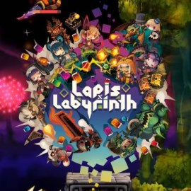 Lapis X Labyrinth – In arrivo per Playstation 4 e Nintendo Switch