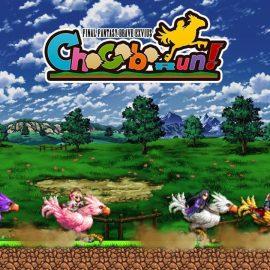 Final Fantasy Brave Exvius Chocobo Run – Gareggia con i tuoi amici!