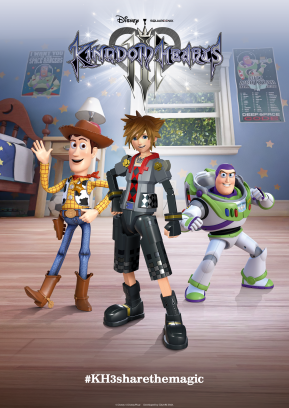 Kingdom Hearts III - Disponibile in tutto il mondo! News Videogames