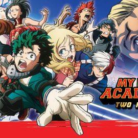 My Hero Academia: Two Heroes – Abbiamo la data!