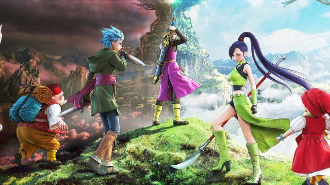 Dragon Quest XI S - Square Enix mostrerà la versione Switch in una livestream News Videogames