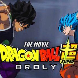 Dragon Ball Super: Broly – Il film dal 28 febbraio al cinema!