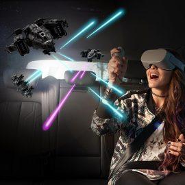 VR in auto – Presto possibile grazie ad Audi e Disney
