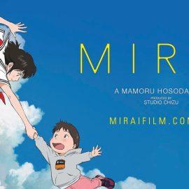 Mirai – L'anime di Mamoru Hosoda è tra i candidati all'Oscar come miglior film d'animazione