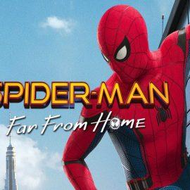 Spider-Man: Far From Home si mostra in un primo trailer