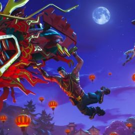 Fortnite festeggerà il Capodanno Cinese, ma solo in Cina