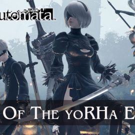 Nier Automata – Game of The Yorha Edition in uscita oggi per la PlayStation 4 e Steam