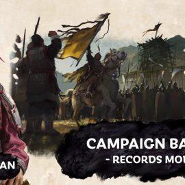 Total War: Three Kingdoms – La Records Mode si mostra in un nuovo video