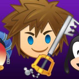 Kingdom Hearts III – Festeggia l'uscita in tutto il mondo con la magia degli Emoji!