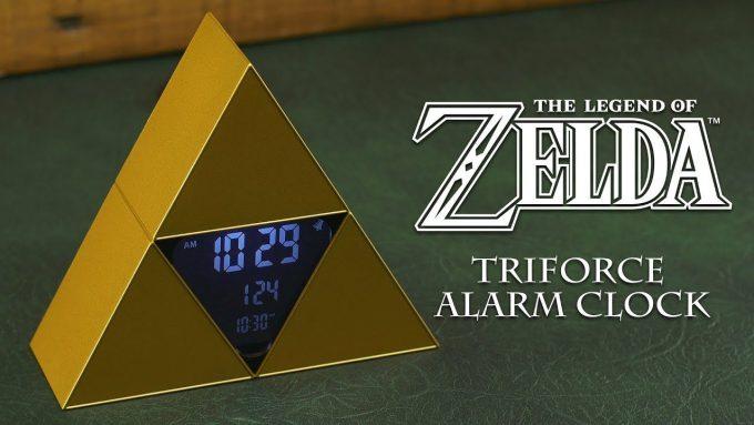 Aperti i preorder per la Sveglia di Zelda! Per un risveglio dolce e nostalgico... Hi-Tech Nerd&Geek