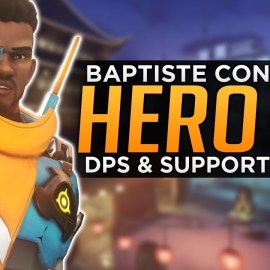 Overwatch – E' arrivato l'eroe numero 30, Baptiste – Ora disponibile sul PTR