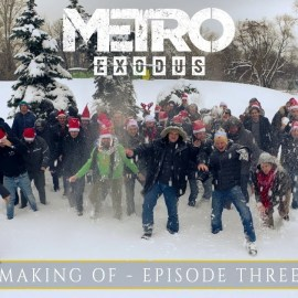 Metro Exodus – Disponibile l'episodio finale del Making Of
