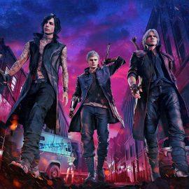 Devil May Cry 5 – Disponibile su PS4, Xbox One e PC