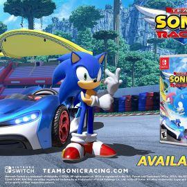 Team Sonic Racing – Svelato un nuovo brano e la mappa Haunted Castle