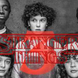Netflix ha rilasciato il video completo di Never Ending Story da Stranger Things 3
