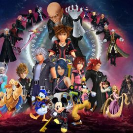 Kingdom Hearts: The Story So Far è arrivato su PS4!
