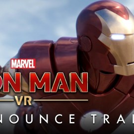 Annunciato Iron Man VR per PlayStation VR