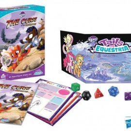 Tails of Equestria – Need Games! è l'editore italiano ufficiale