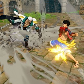 One Piece World Seeker – Recensione – PC, XBOX ONE, PS4