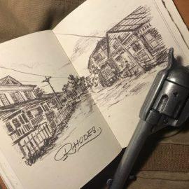 Red Dead Redemption 2 – Un fan ha ricreato il diario di Arthur