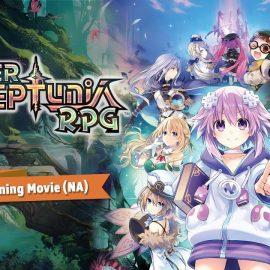 Super Neptunia RPG – In arrivo a giugno per PS4 e Switch!